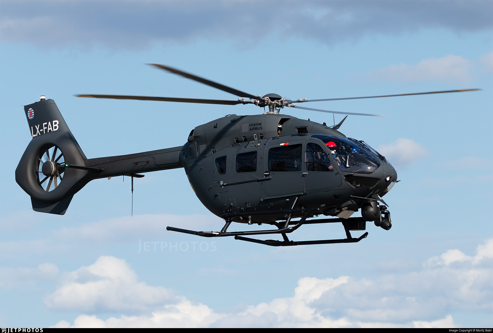 LX-FAB - Airbus Helicopters H145M - Luxembourg - Police