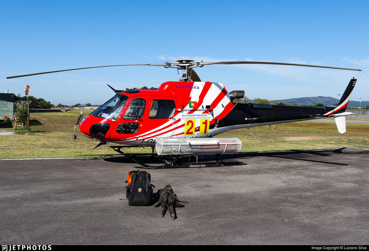 I-GUSA - Eurocopter AS 350B3 Ecureuil - Elitellina