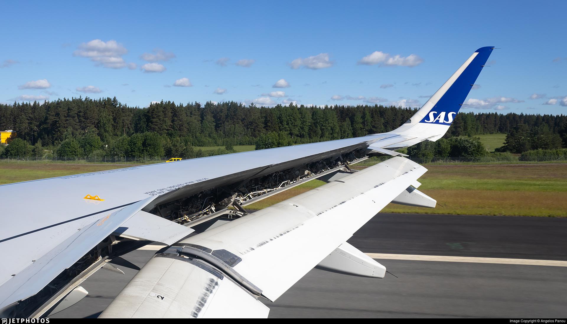 SE-DOY - Airbus A320-251N - Scandinavian Airlines (SAS)