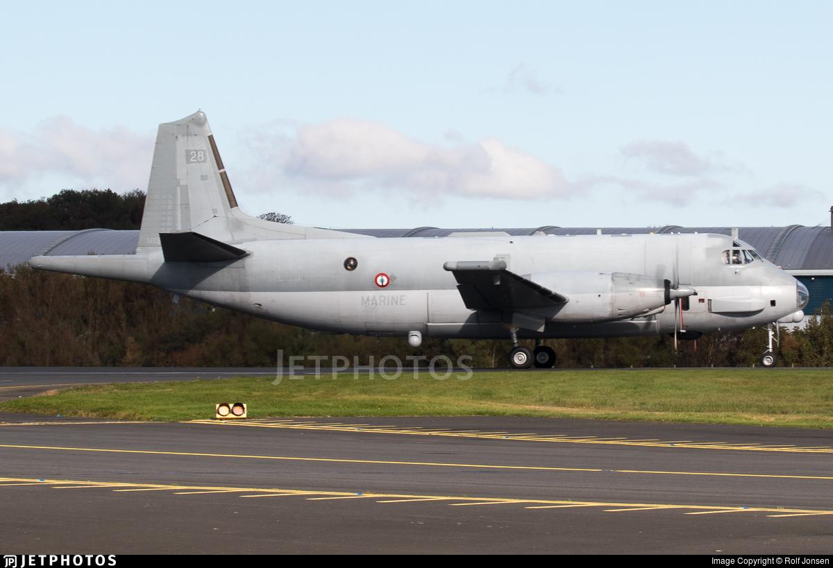 18 - Dassault-Breguet Atlantique 2 - France - Navy