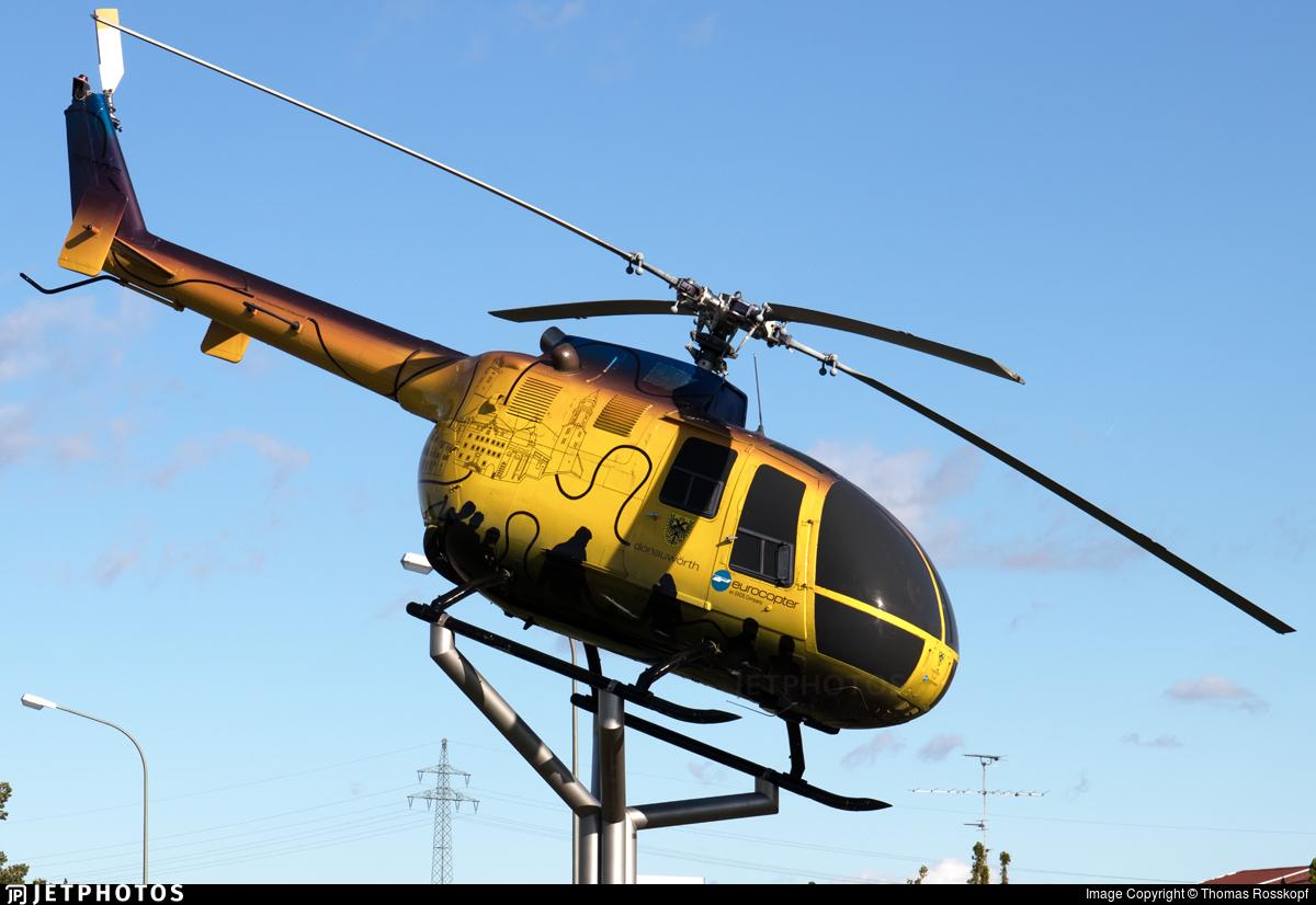 D-HMUP - MBB Bo105C - Airbus Industrie