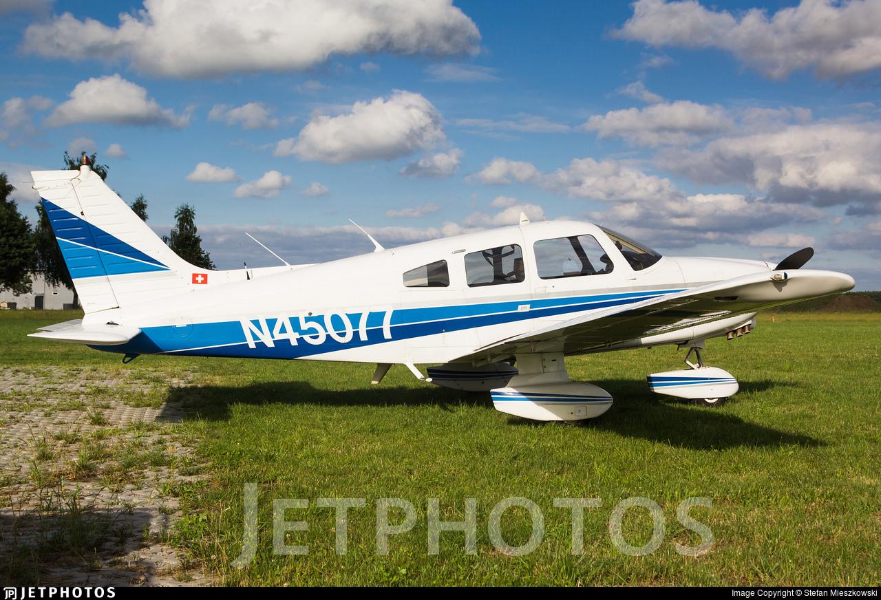 N45077 - Piper PA-28-236 Dakota - Private