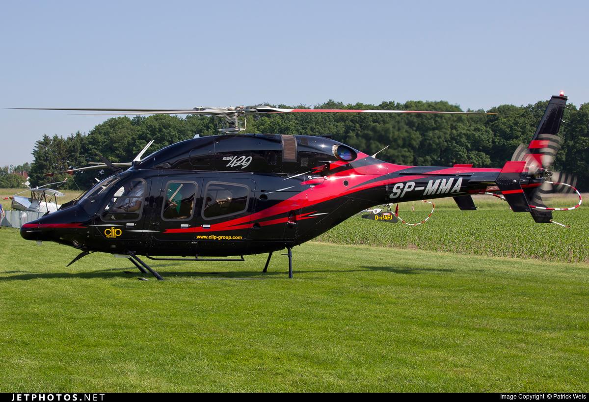 SP-MMA - Bell 429 Global Ranger - Private