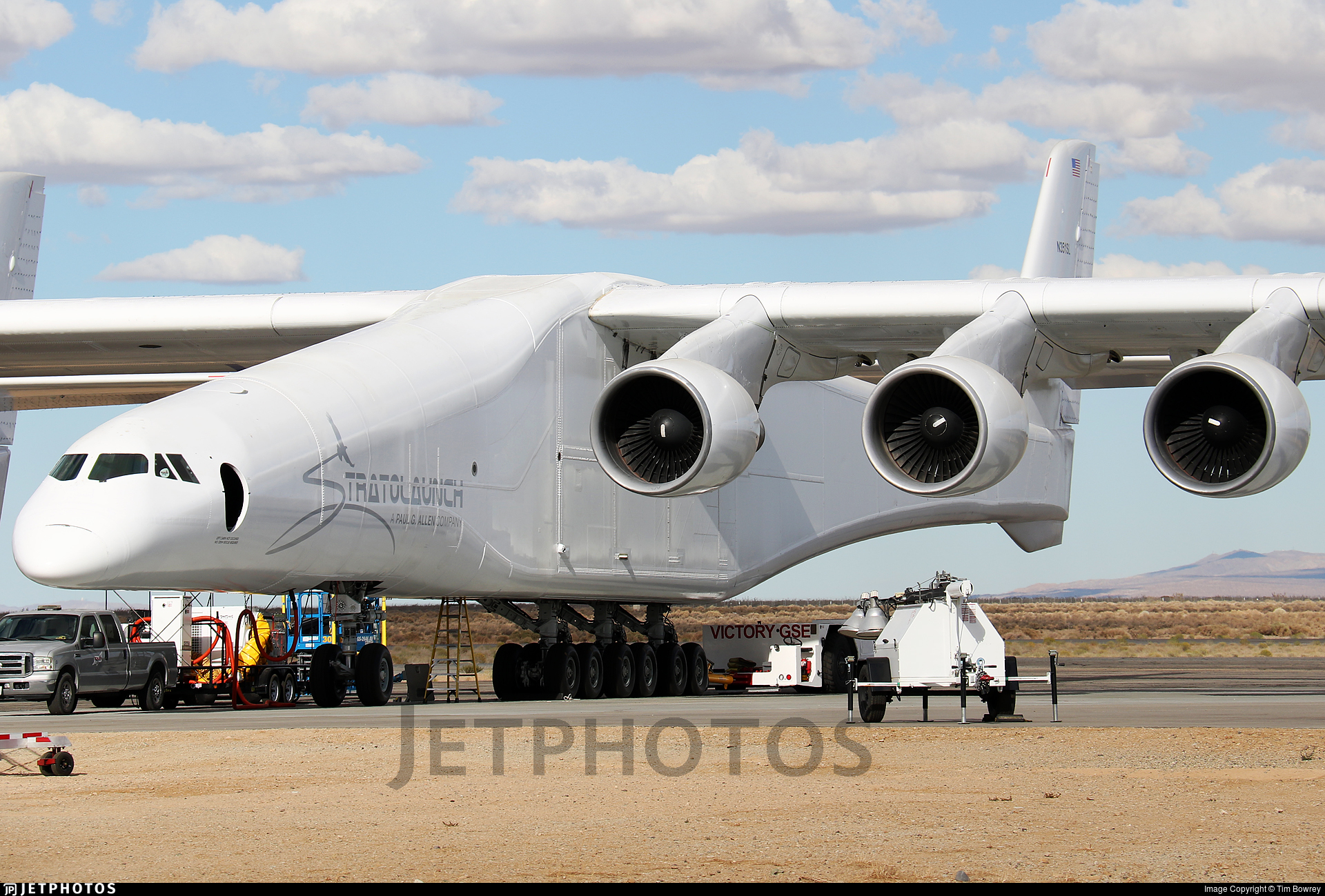 N351SL - Scaled Composites Stratolaunch - Scaled Composites