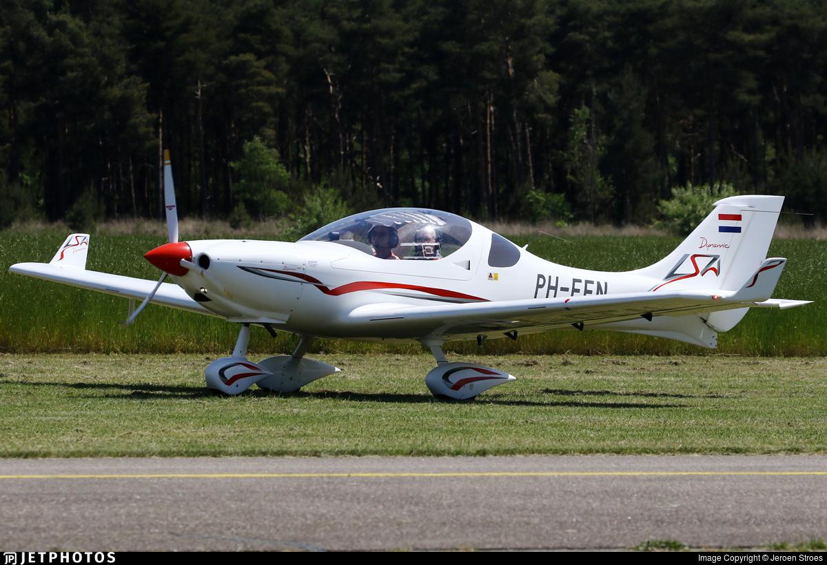 PH-FEN - AeroSpool WT9 Dynamic LSA - Private