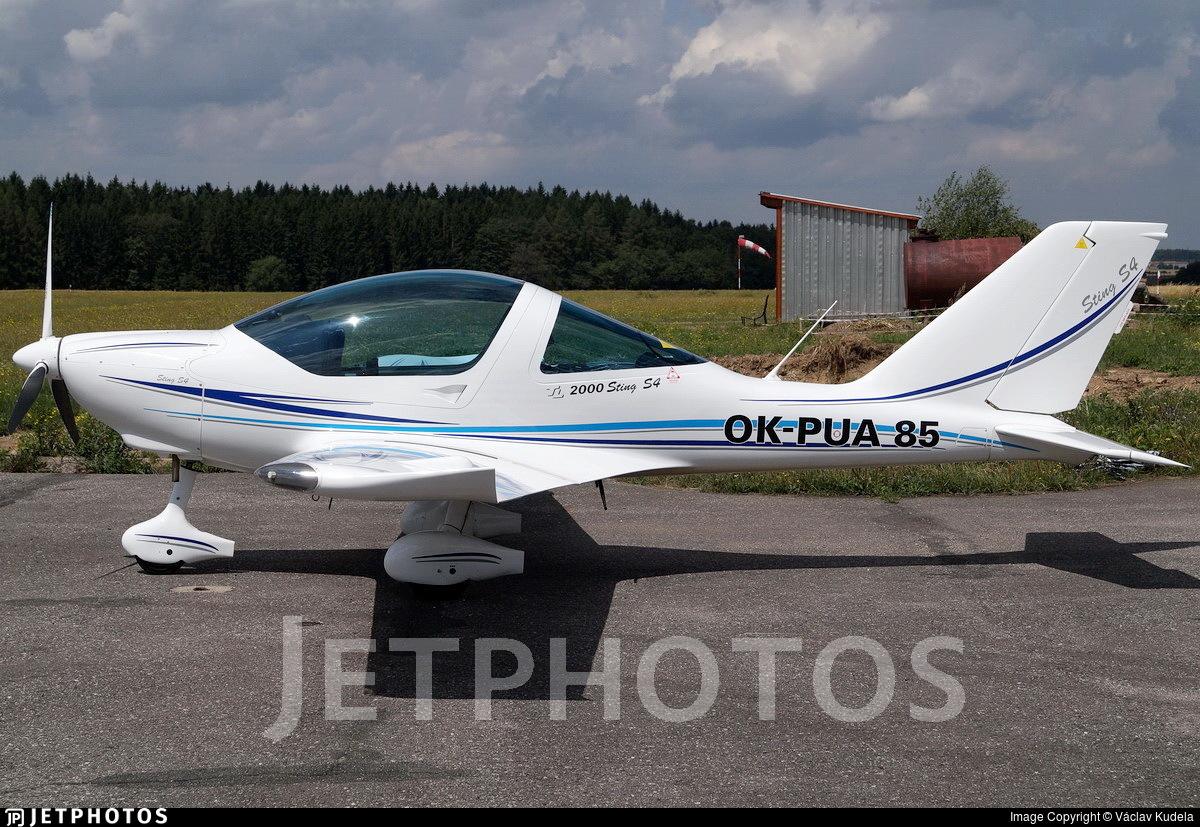 OK-PUA85 - TL Ultralight TL-2000 Sting S4 - Private
