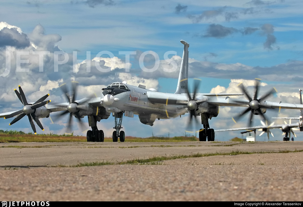 RF-34069 - Tupolev Tu-142MR - Russia - Navy