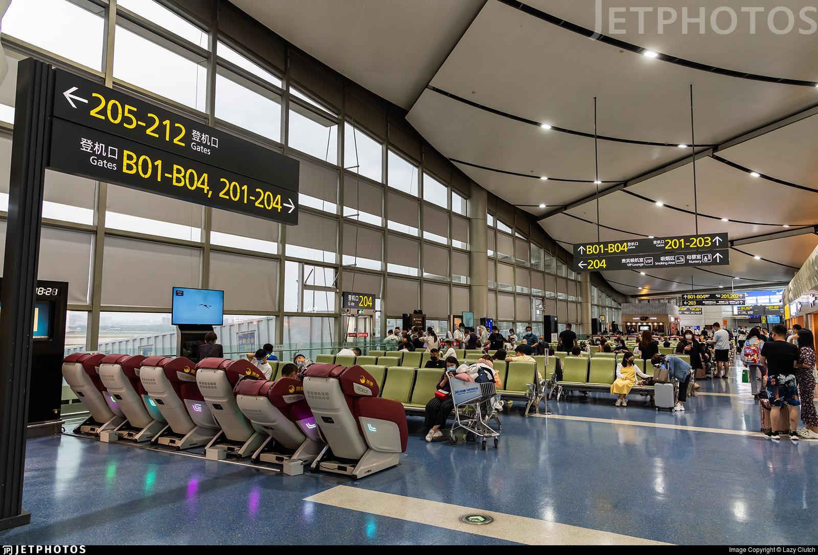 ZBYN - Airport - Terminal