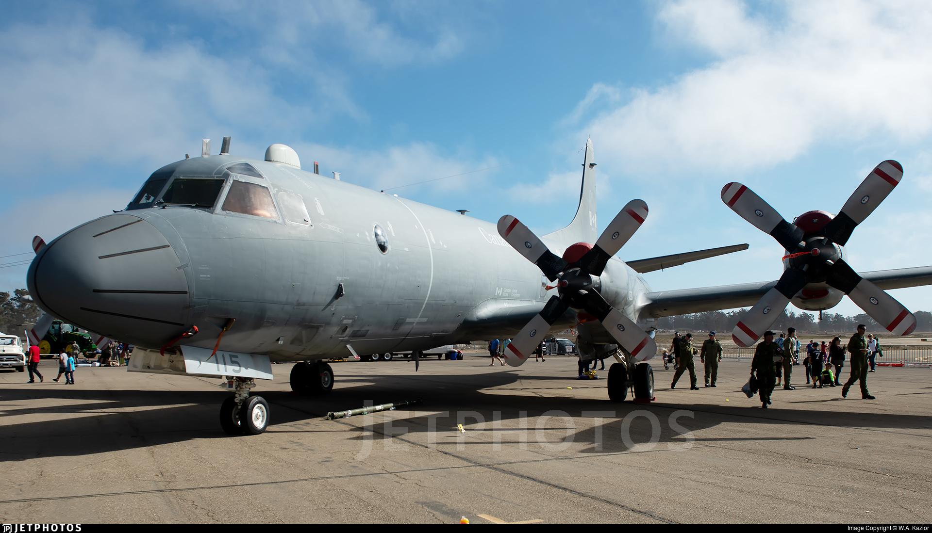 140114 - Lockheed CP-140 Aurora - Canada - Royal Canadian Air Force (RCAF)