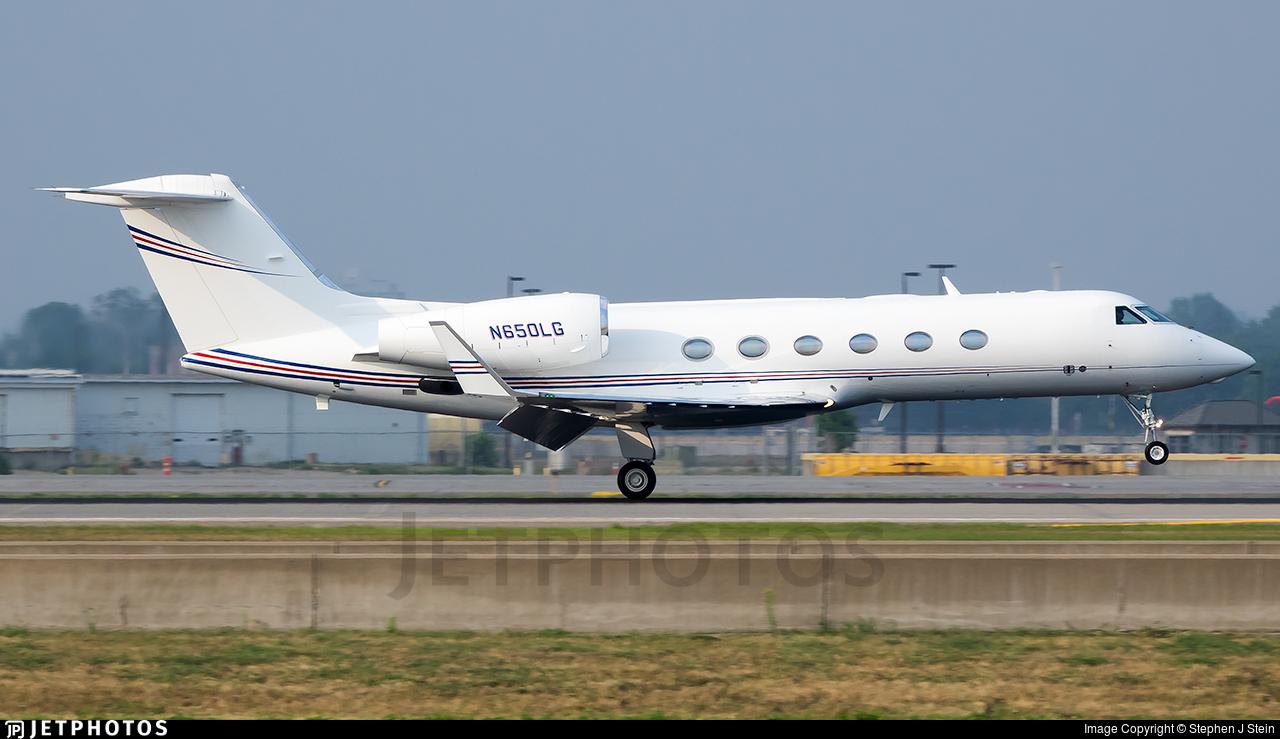 N650LG - Gulfstream G450 - Private