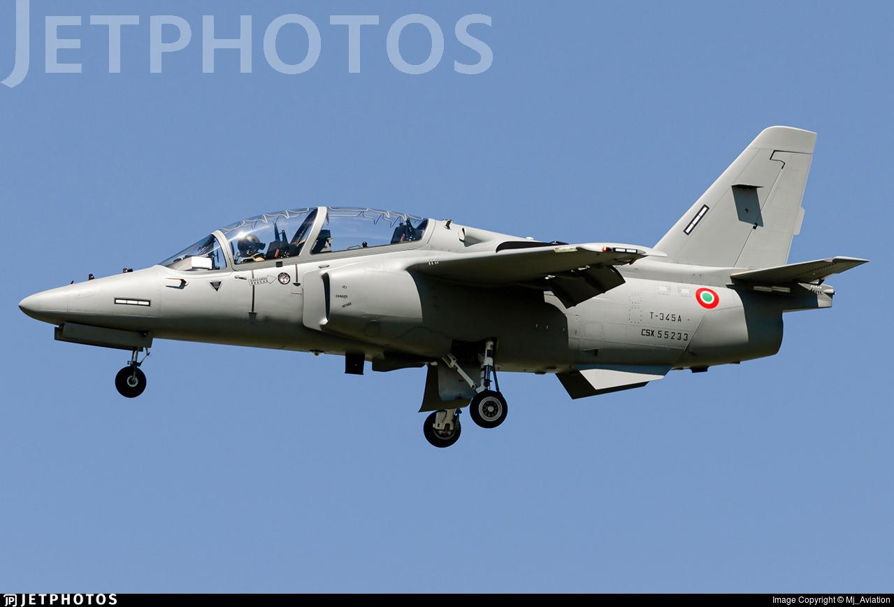 CSX55233 - Alenia Aermacchi T-345A - Aermacchi