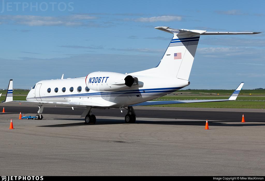 N306TT - Gulfstream G-IV - Private