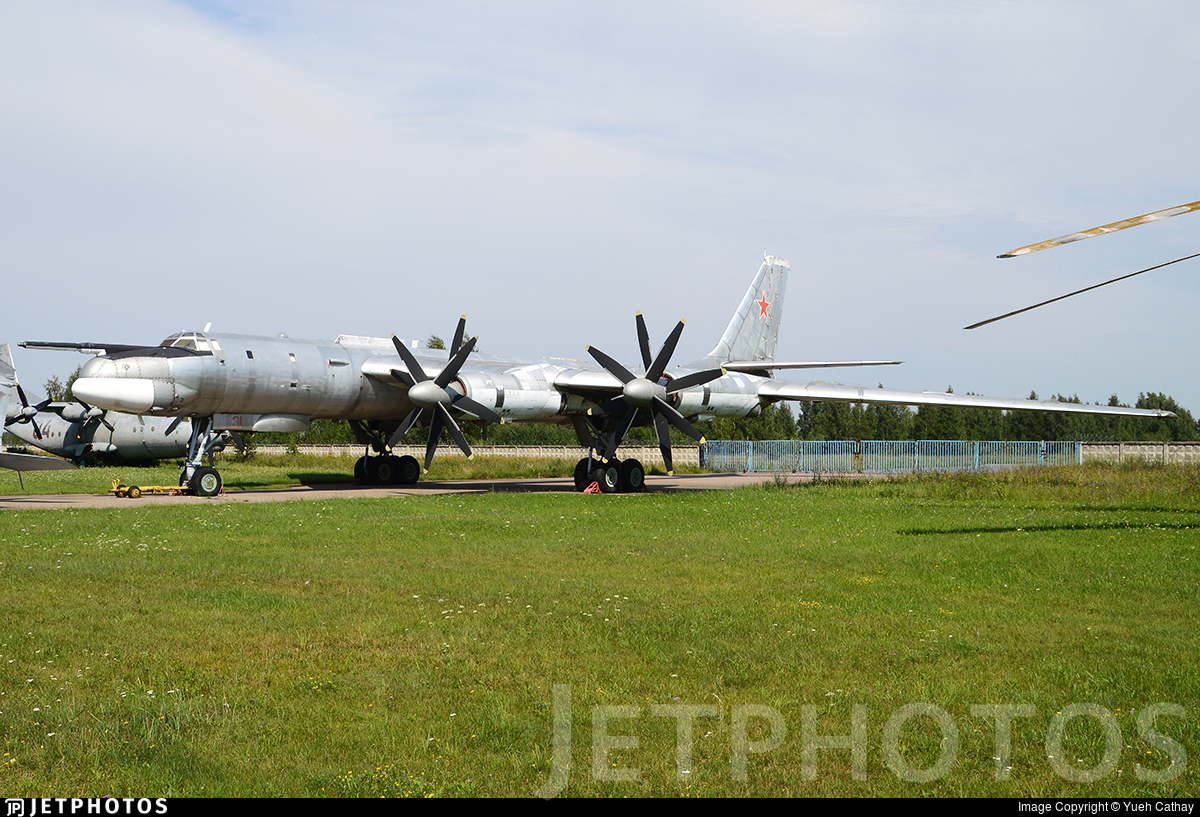 31 - Tupolev Tu-95MS Bear-H - Russia - Air Force