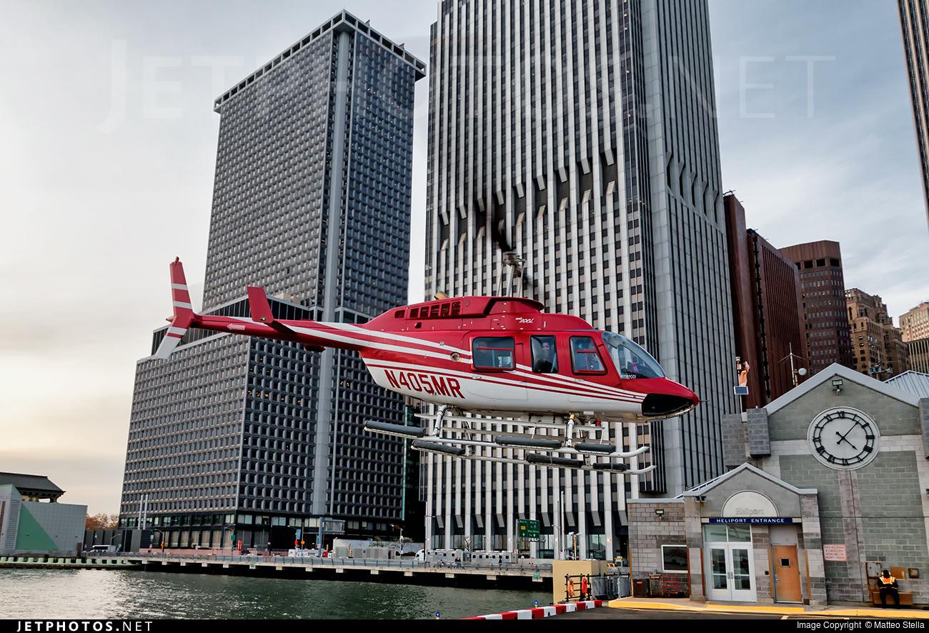 N405MR - Bell 206L-4 LongRanger - New York Helicopter