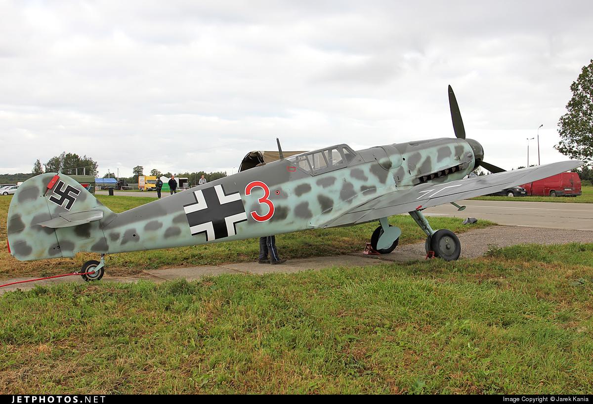 3 - Messerschmitt Bf 109G-6 - Private