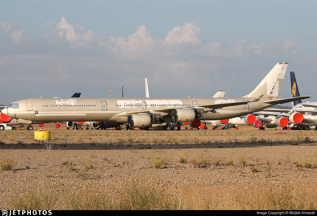 2-EALD - Airbus A340-642 - Untitled