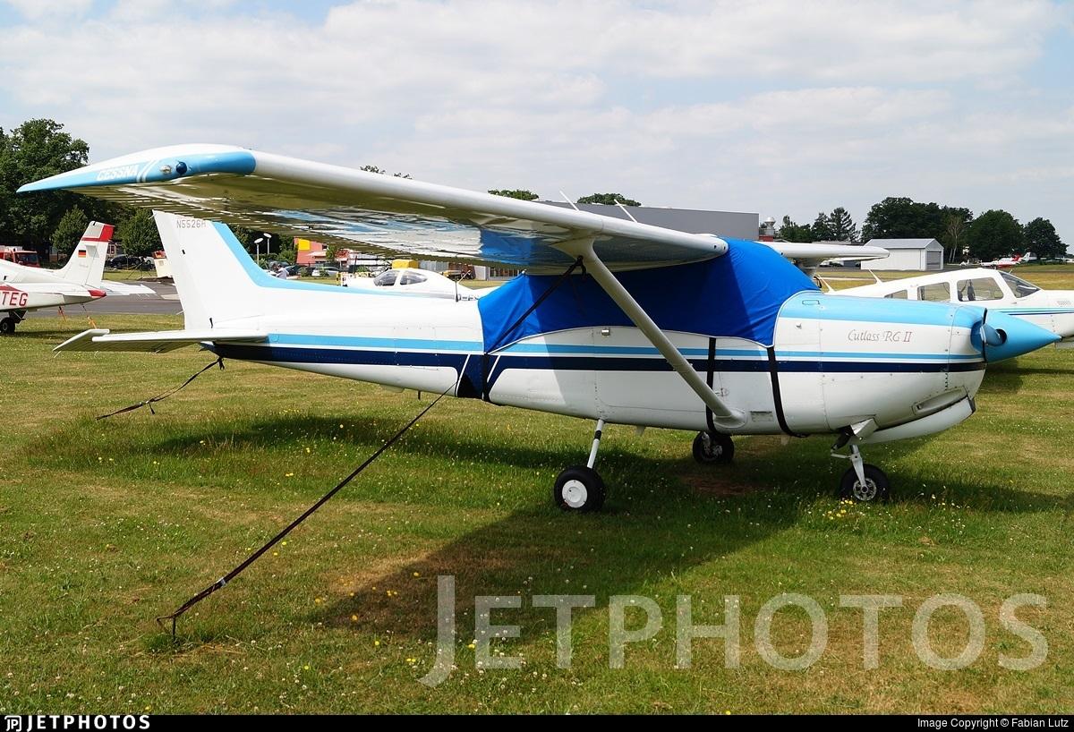 N5526R - Cessna 172RG Cutlass RG II - Private