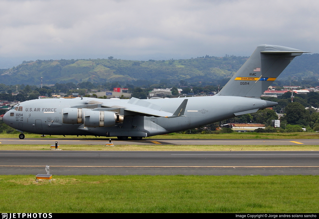 10-0214 - Boeing C-17A Globemaster III - United States - US Air Force (USAF)