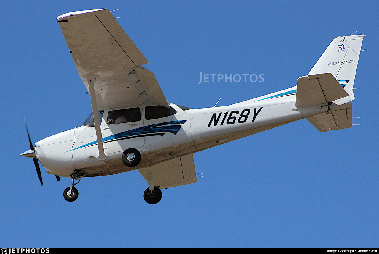 N168Y - Cessna 172S Skyhawk SP - Advantage Aviation