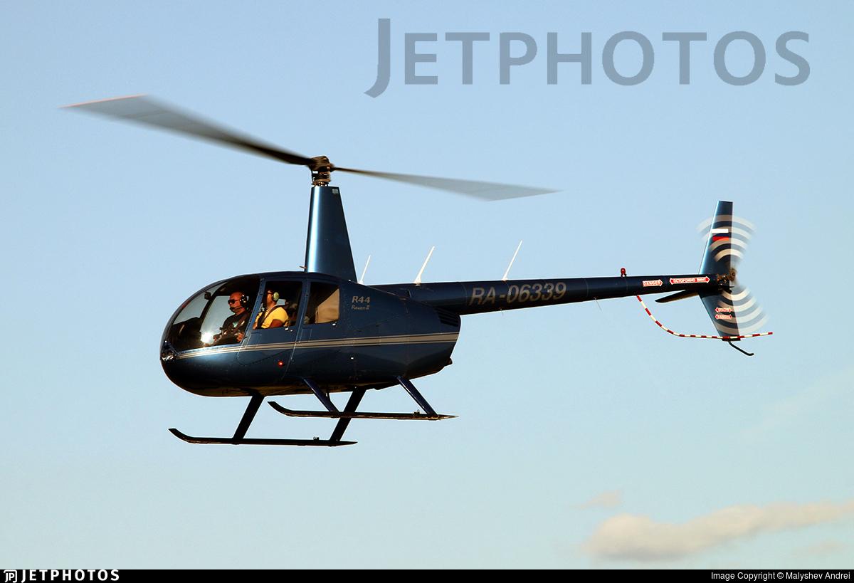 RA-06339 - Robinson R44 Raven II - Private