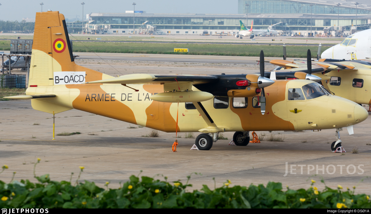 B-0ACD - Harbin Y-12E - Harbin Aircraft Manufacturing Corporation (HAMC)