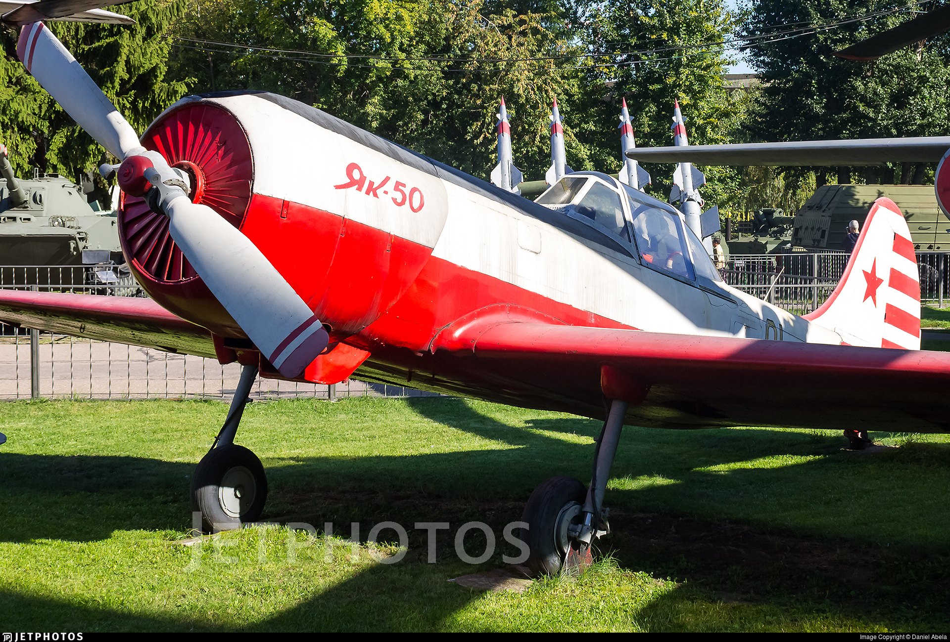 01 - Yakovlev Yak-50 - Soviet Union - Air Force