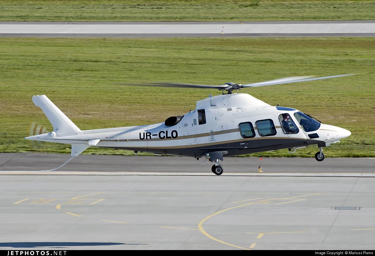 UR-CLO - Agusta A109S Grand - Private