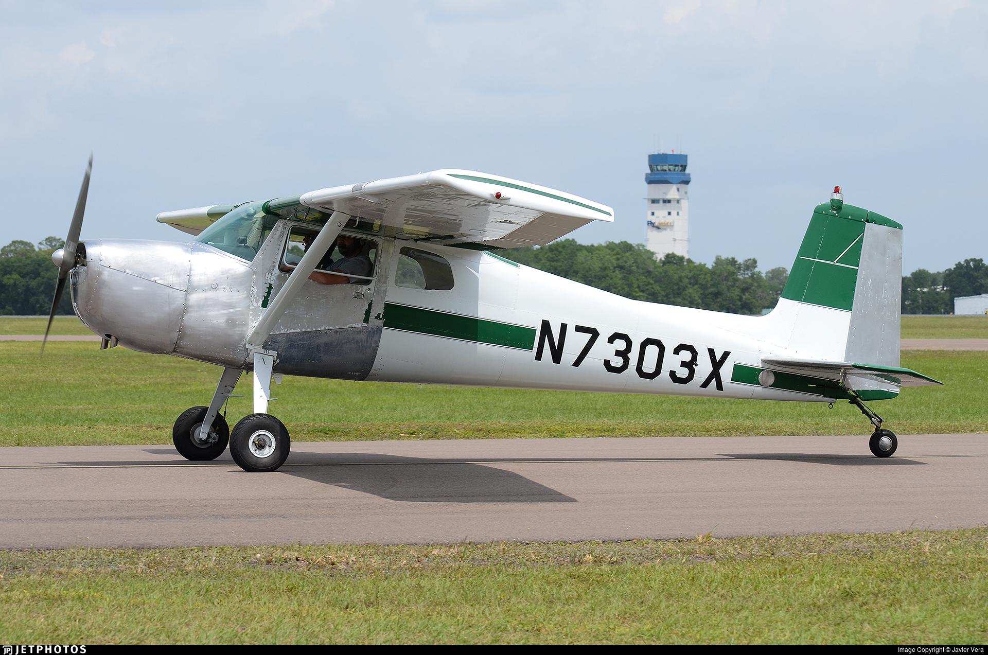 N7303X - Cessna 150B - Private