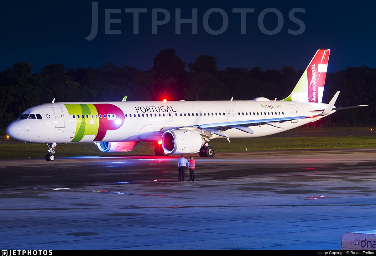 CS-TXC - Airbus A321-251NX - TAP Air Portugal