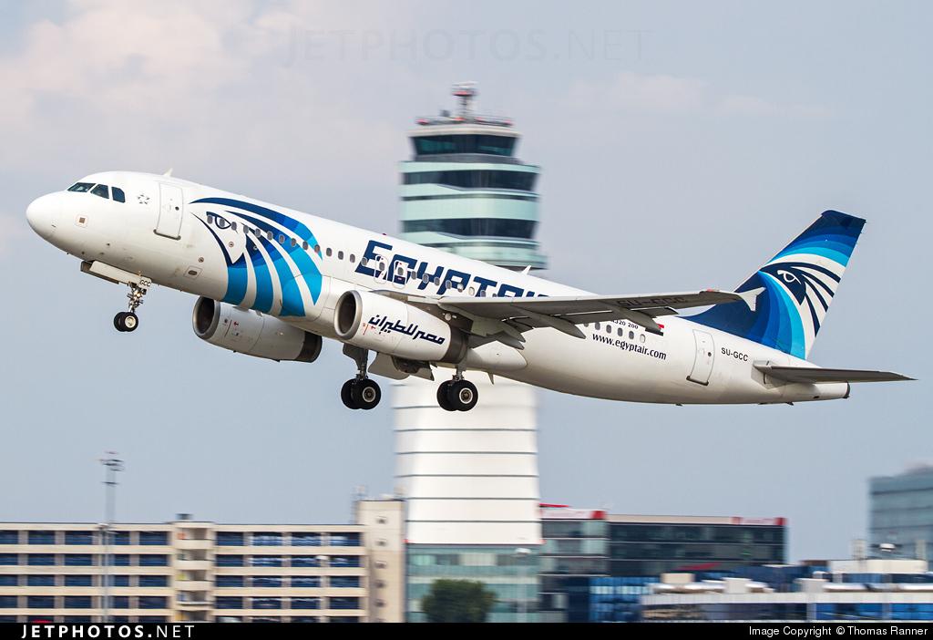 SU-GCC - Airbus A320-232 - EgyptAir