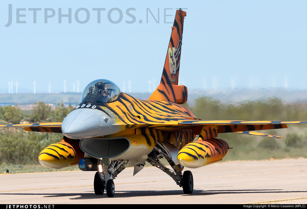 FA-77 - General Dynamics F-16AM Fighting Falcon - Belgium - Air Force