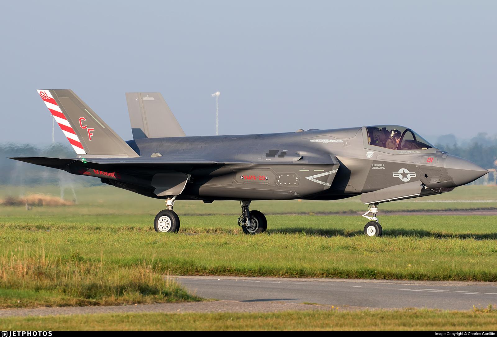169621 - Lockheed Martin F-35B Lightning II - United States - US Marine Corps (USMC)