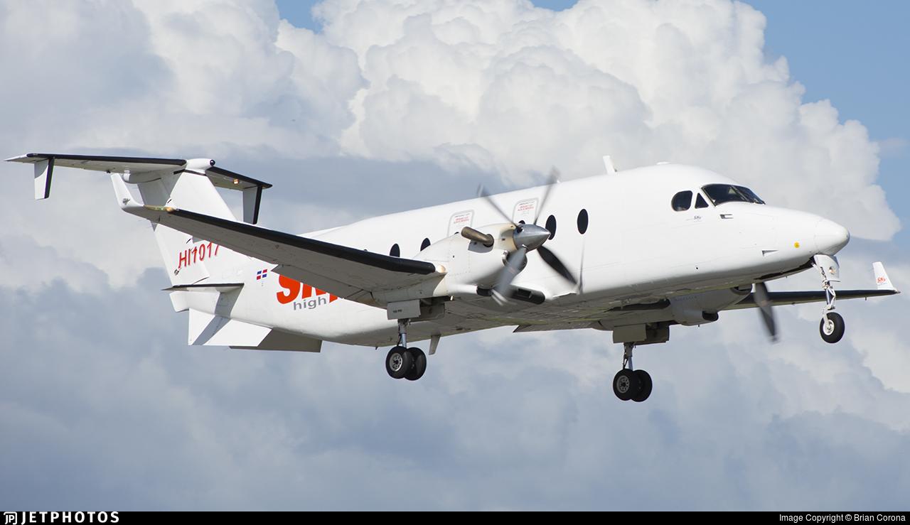 HI1017 - Beech 1900D - Sky High Aviation Services
