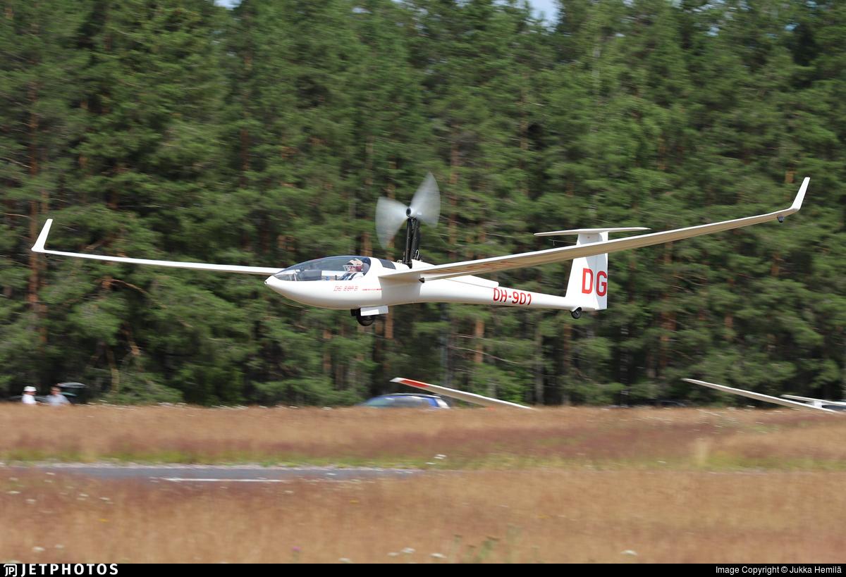 OH-901 - DG Flugzeugbau DG-800 B - Private