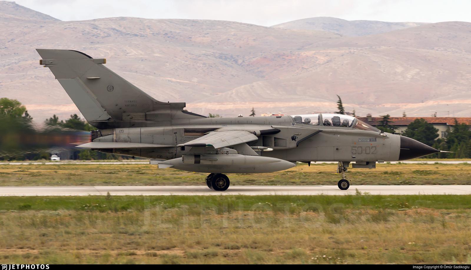MM7052 - Panavia Tornado IDS - Italy - Air Force