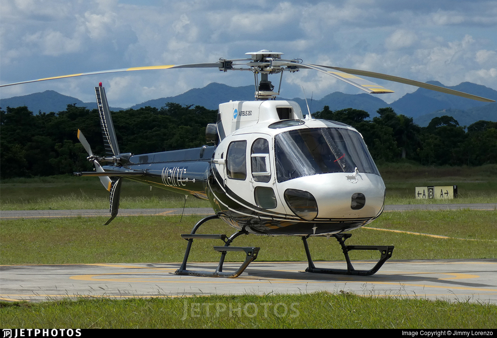 N611TC - Eurocopter AS 350BA Ecureuil - Private
