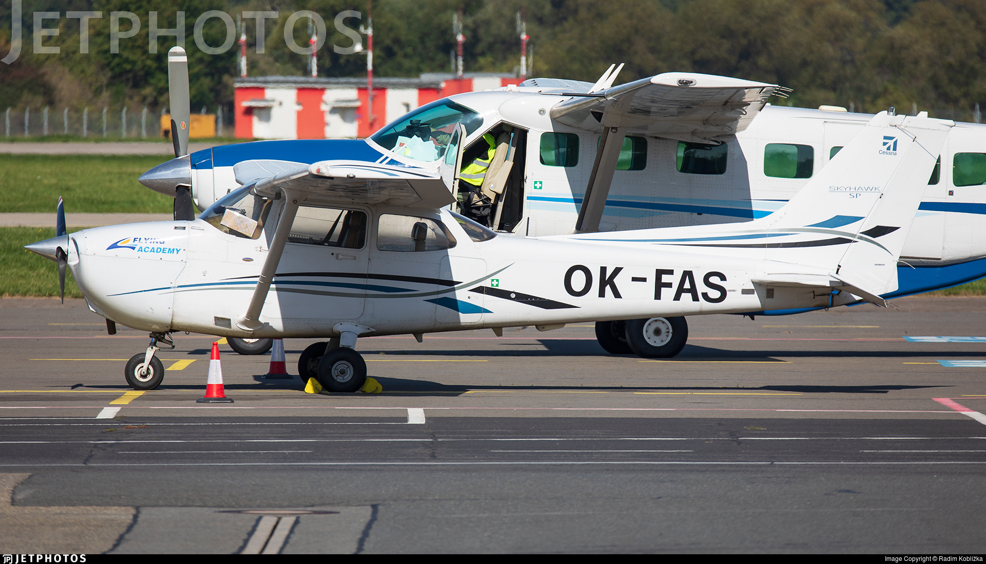 OK-FAS - Cessna 172S Skyhawk SP - Flying Academy