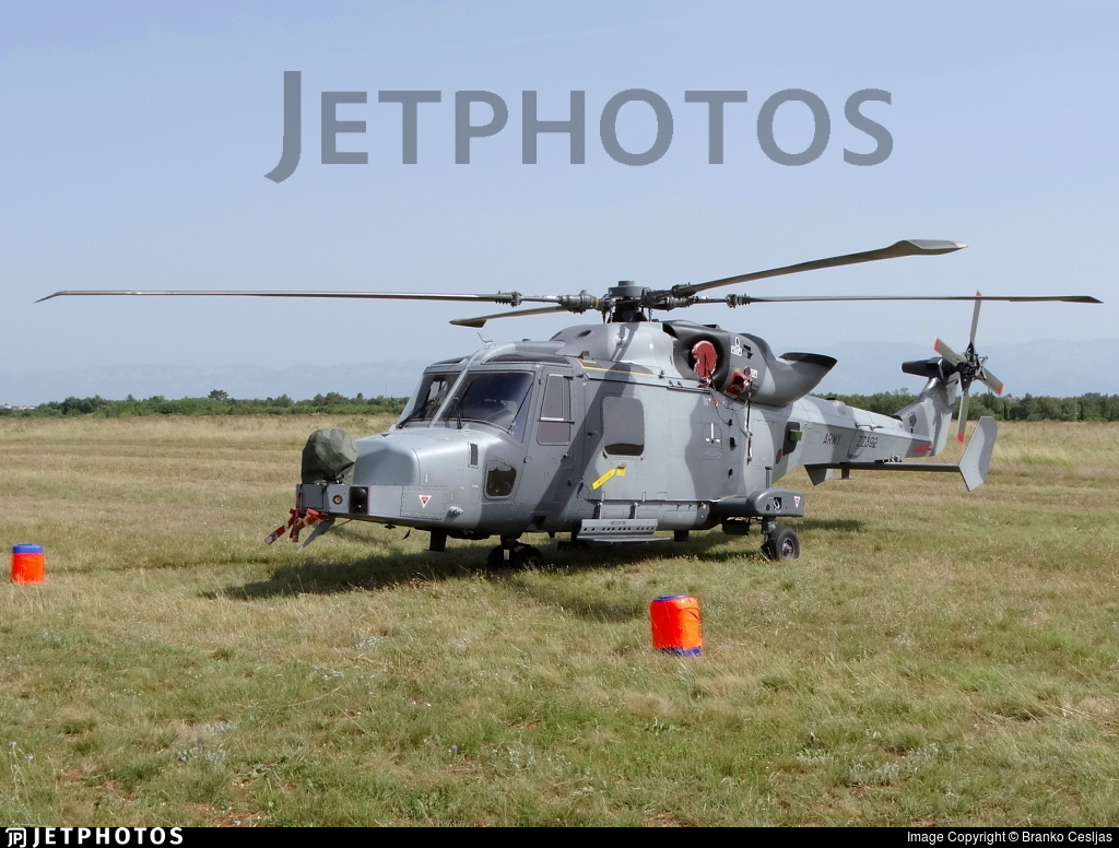 ZZ392 - Agusta-Westland AW-159 Wildcat AH.1 - United Kingdom - Army Air Corps