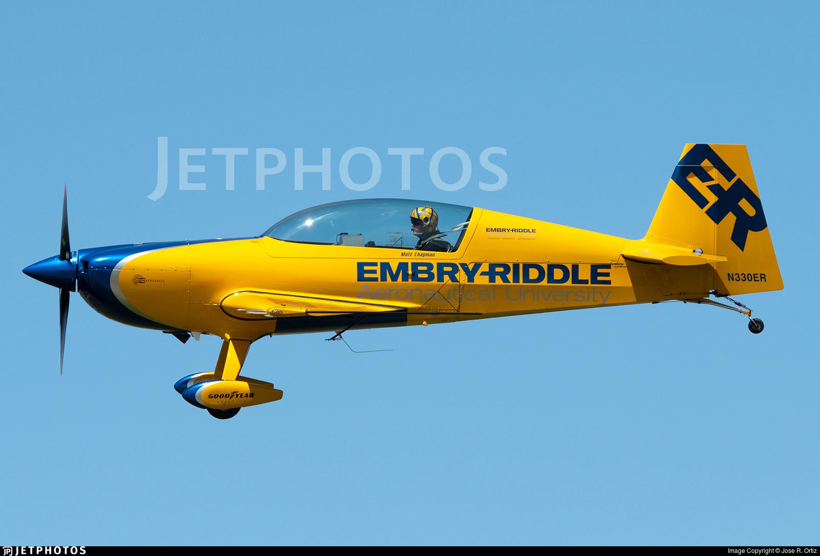N330ER - Extra 300LC - Embry-Riddle Aeronautical University (ERAU)