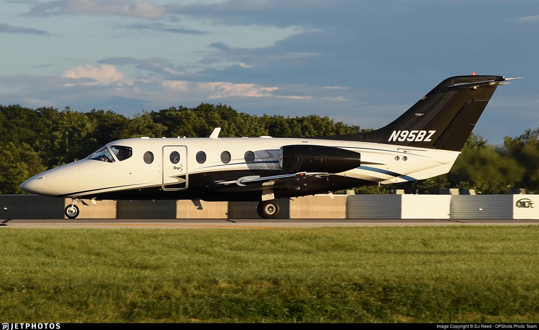 N95BZ - Beechcraft 400A Beechjet - Private