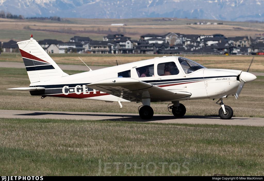 C-GEYL - Piper PA-28-180 Cherokee C - Olds-Didsbury Flying Association
