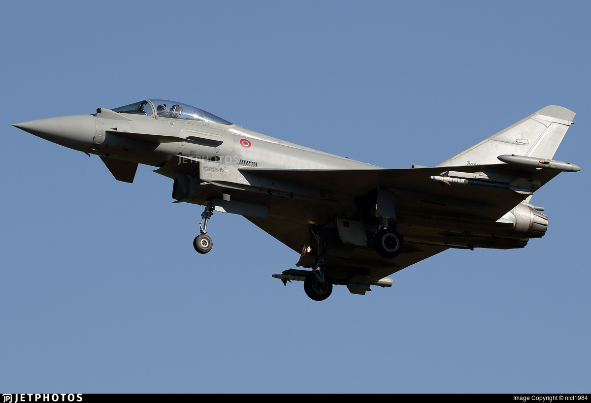 CSX7305 - Eurofighter Typhoon EF2000 - Italy - Air Force