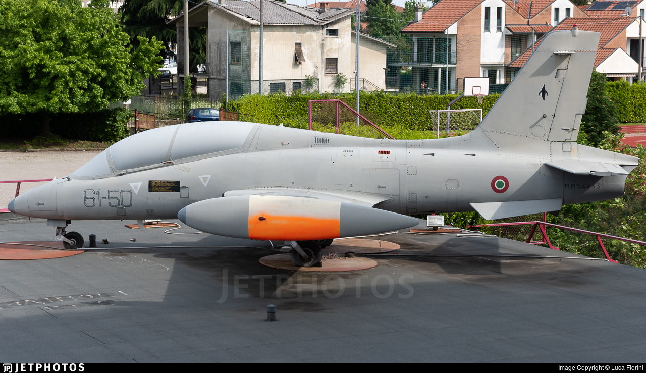 MM54443 - Aermacchi MB-339A - Italy - Air Force