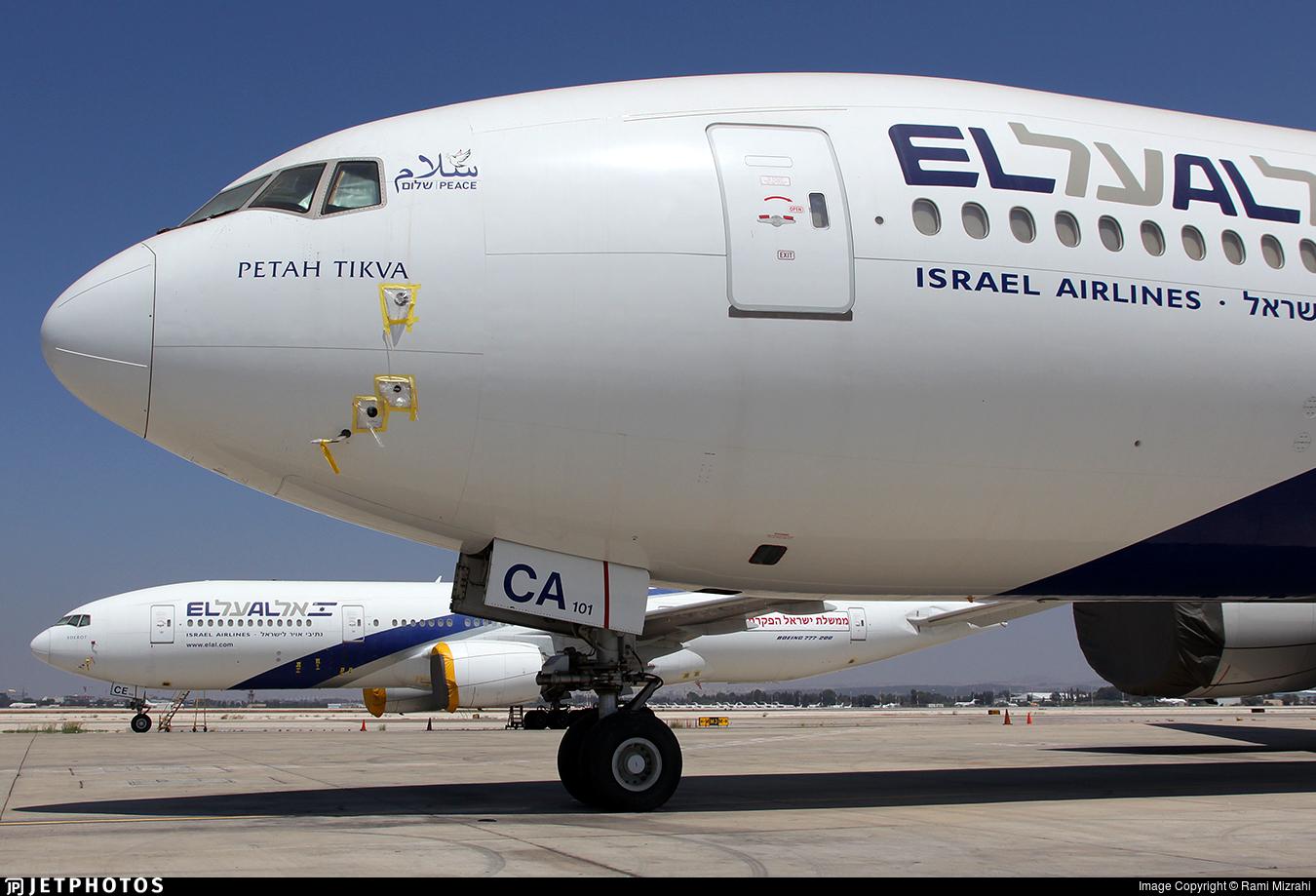 4X-ECA - Boeing 777-258(ER) - El Al Israel Airlines