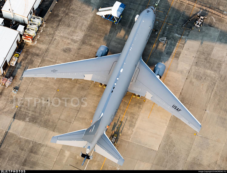 N5028Y - Boeing KC-46A Pegasus - United States - US Air Force (USAF)