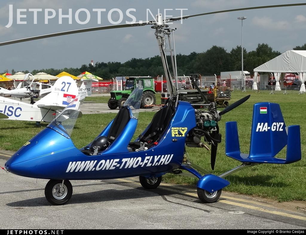 HA-GYZ - Auro-Gyro MTO-Sport - Private