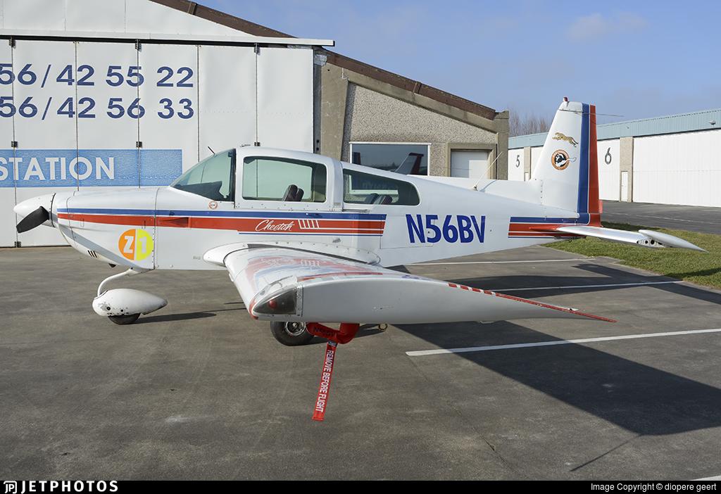 N56BV - Grumman American AA-5A Cheetah - Private