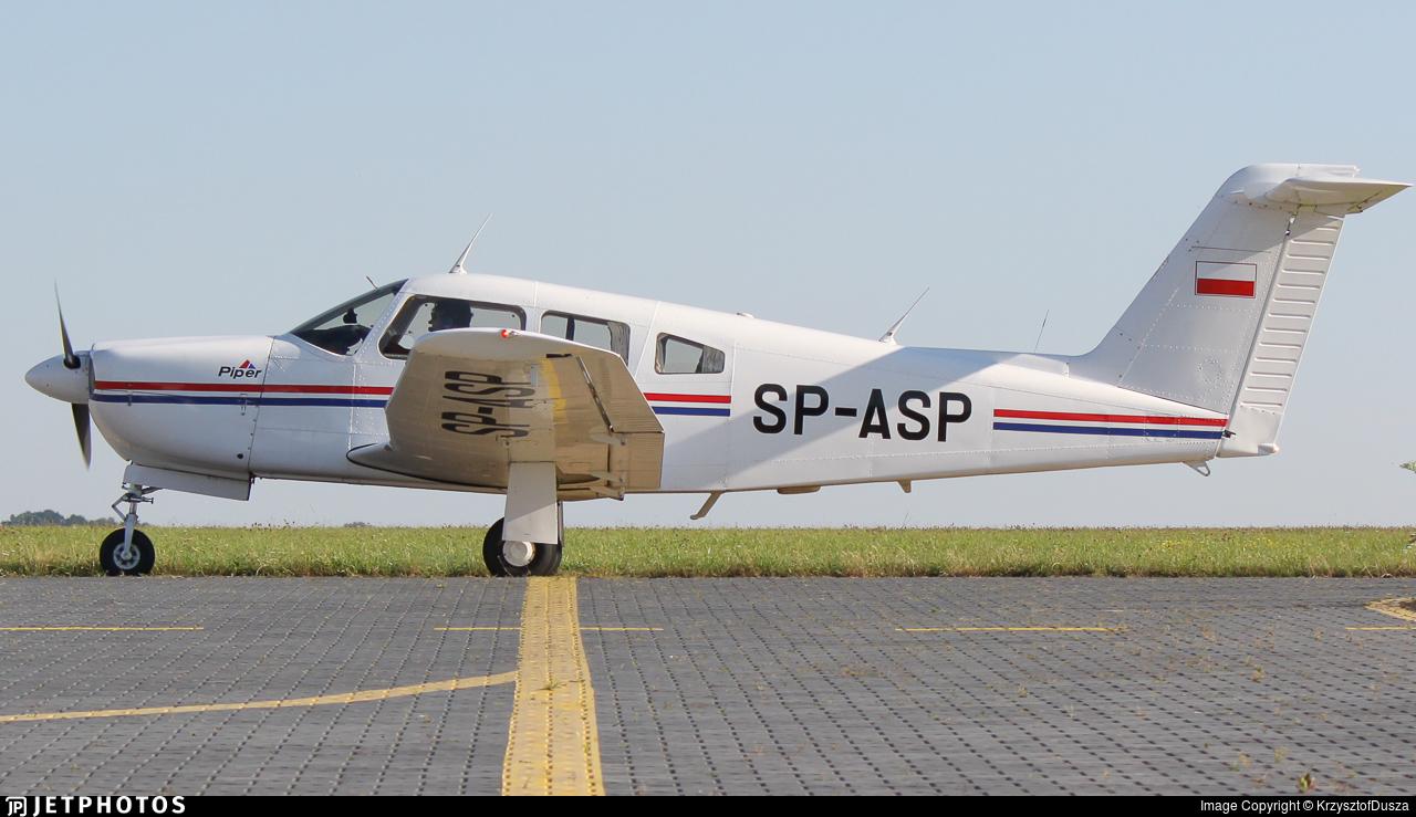 SP-ASP - Piper PA-28RT-201 Arrow IV - Private