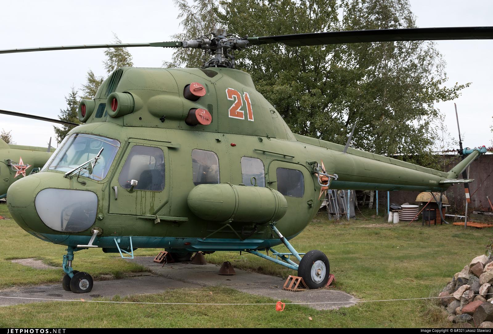 21 - PZL-Swidnik Mi-2 Hoplite - Russia - Air Force