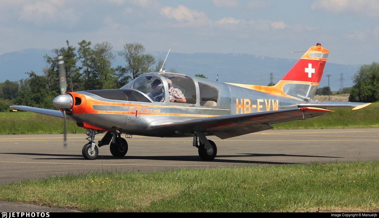 HB-EVW - Procaer F15A Picchio - Private